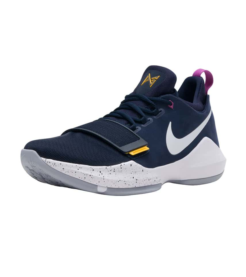 Nike PG 1 (Navy) - 878627-417  bb8595e08