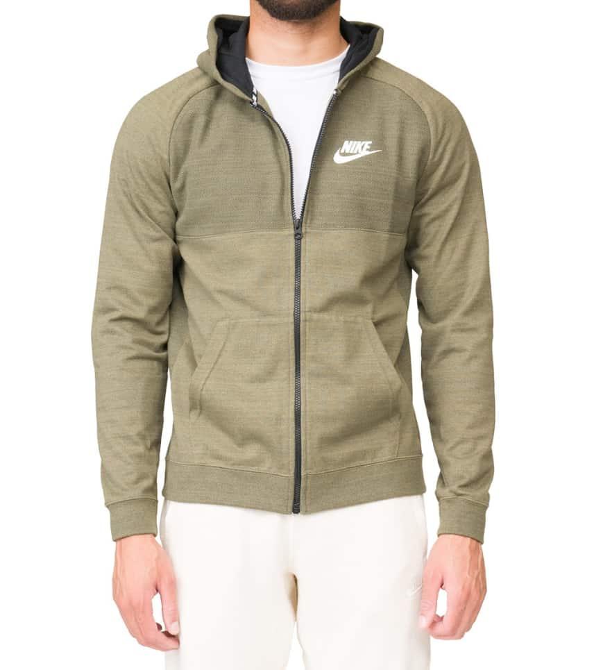 b26105c5c866b NikeNSW Knit Hoodie.  39.95orig  95.00. COLOR  Dark Green