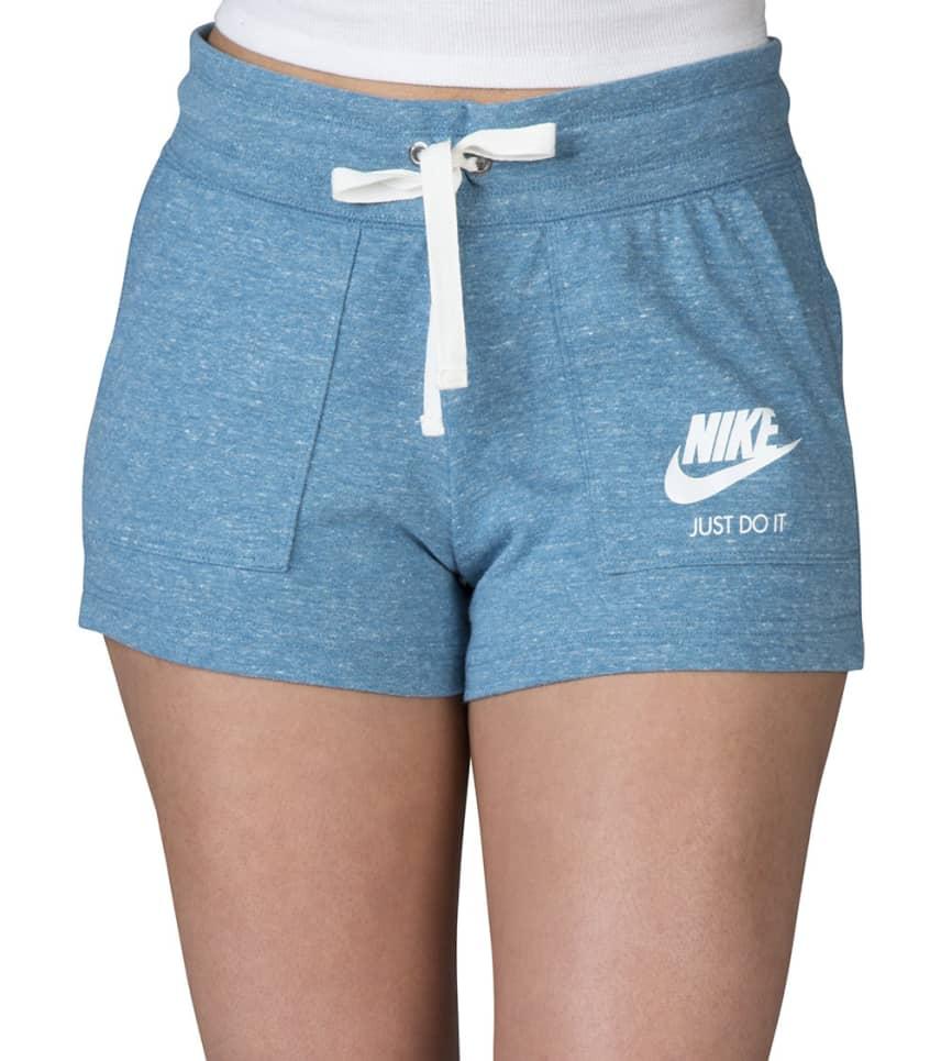 16ac0e1ff21 NIKE NSW Gym Vintage Short (Medium Blue) - 883733-407 | Jimmy Jazz