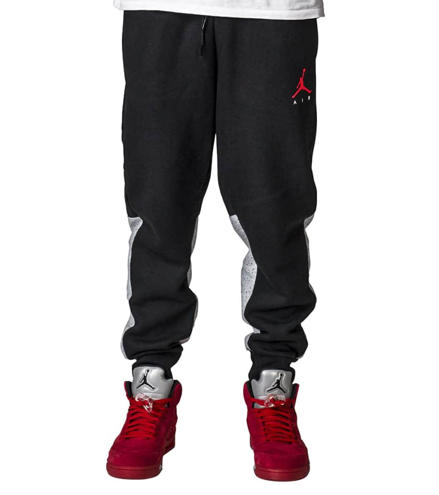 68f3fb32dad Jordan Flight Hybrid Fleece Pant (Black) - 884203-010 | Jimmy Jazz