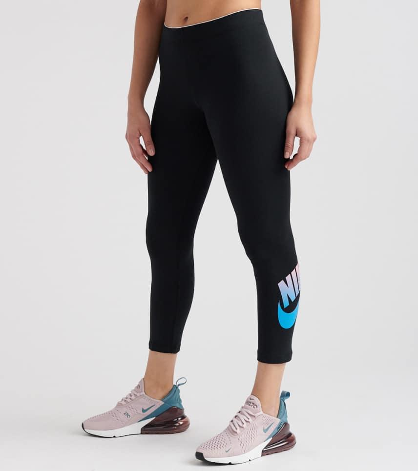 25724be6aa0b Nike Futura Club Crop Legging (Black) - 890803-016