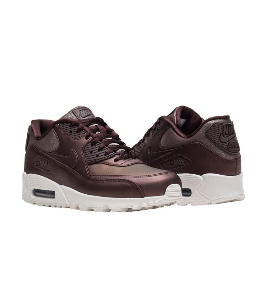 175d5375d532 Nike Air Max 90 Premium.  59.95orig  130.00. COLOR  Burgundy. Nike -  Sneakers ...