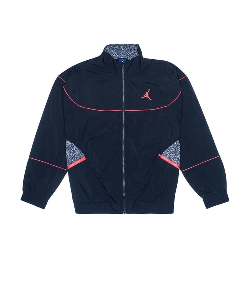 6d4652637bdd76 Jordan AJ3 Light Jacket (Black) - 897410-010
