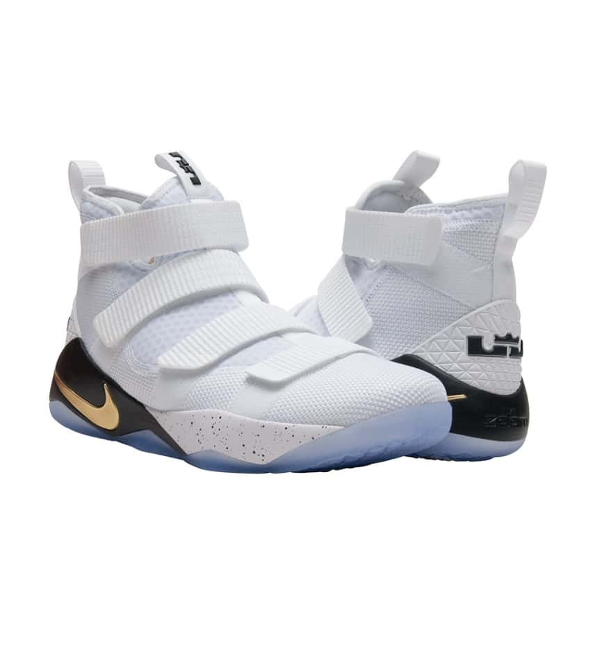 498e7443dff9 Nike Lebron Soldier XI (White) - 897644-101