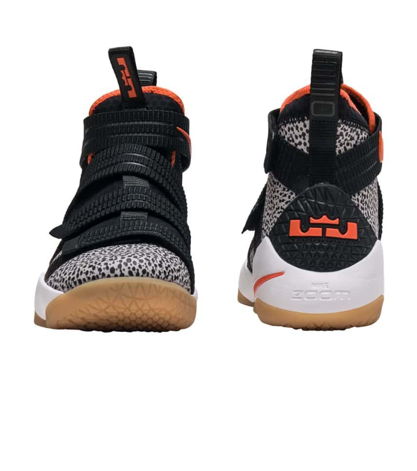 cfaef37523a7c Nike Lebron Soldier XI SFG QS (Black) - 897646-006