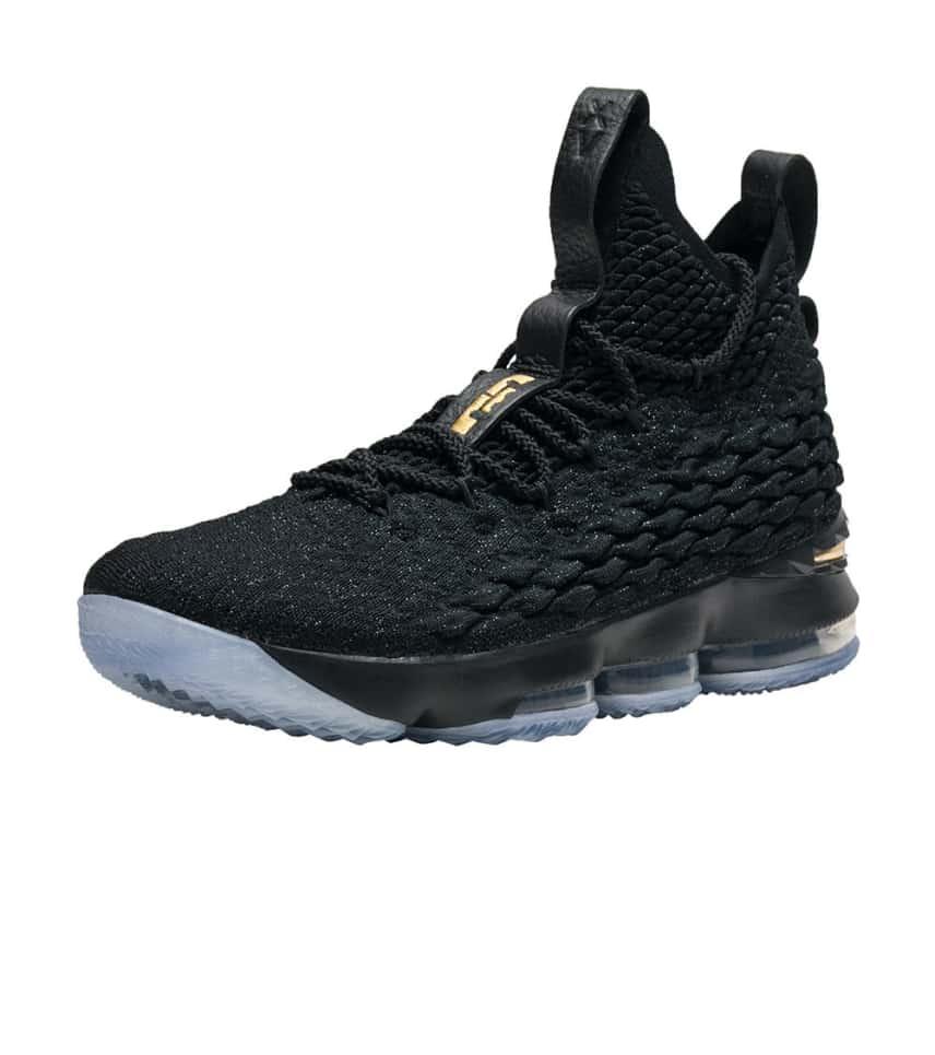 38f5672b60d4 Nike LeBron XV (Black) - 897648-006