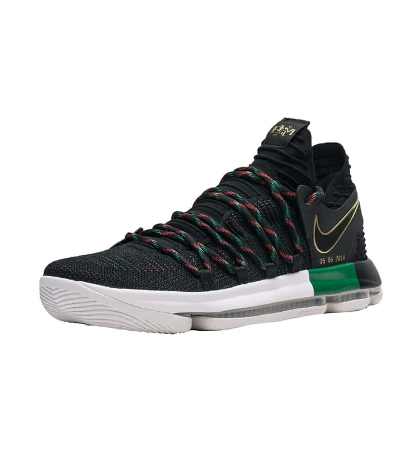 beacc46de54e Nike ZOOM KD10 BHM LIMITED (Black) - 897817-003
