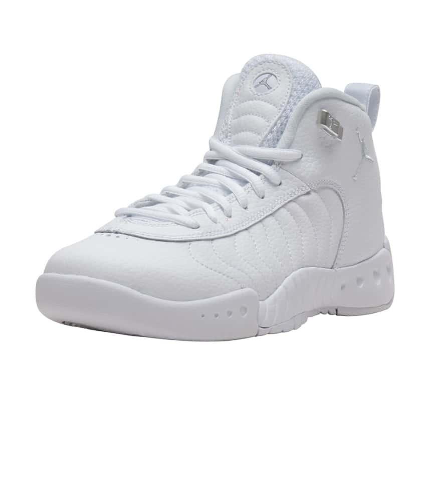 Jordan Jumpman Pro Sneaker (White) - 907973-100  67b14bf38