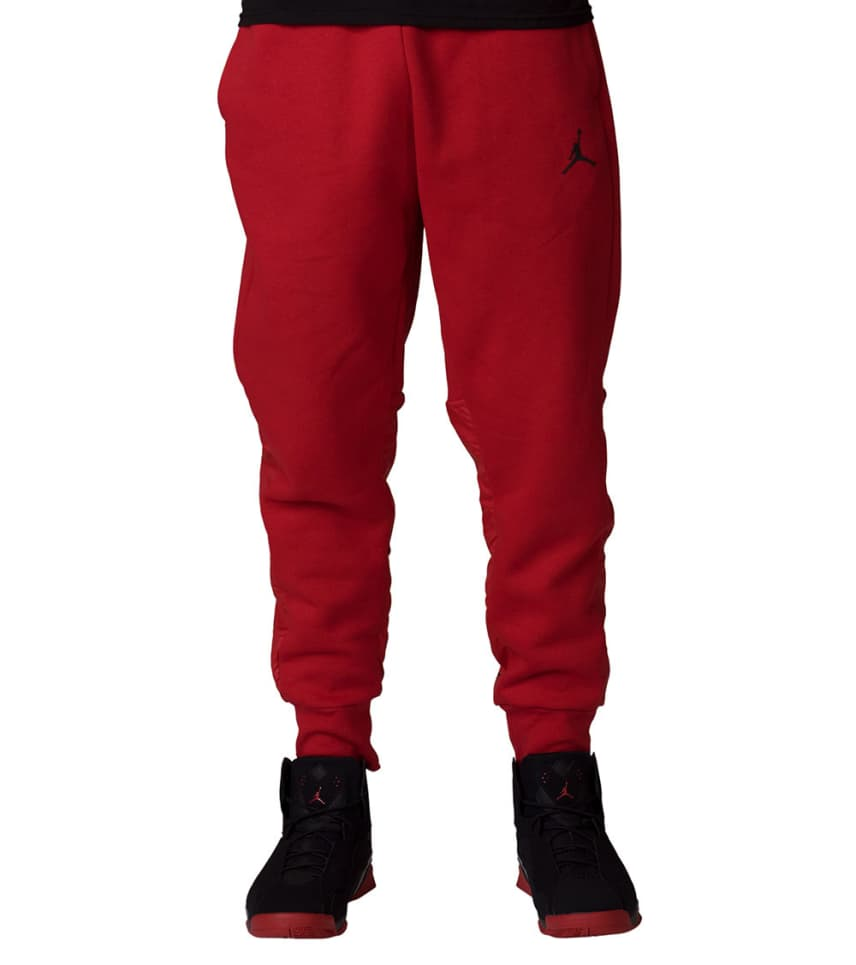 325d9b75e8ab Jordan Air Jordan 11 Hybrid Pants (Red) - 908364-687