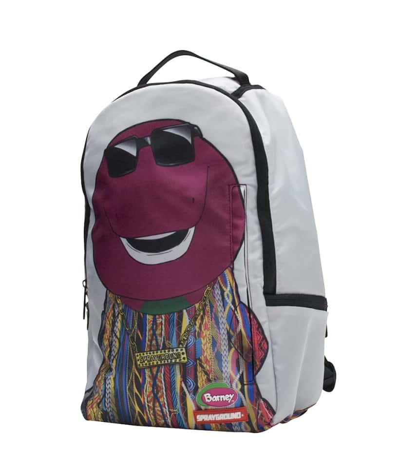 Sprayground Giggie Barney Backpack (Multi-