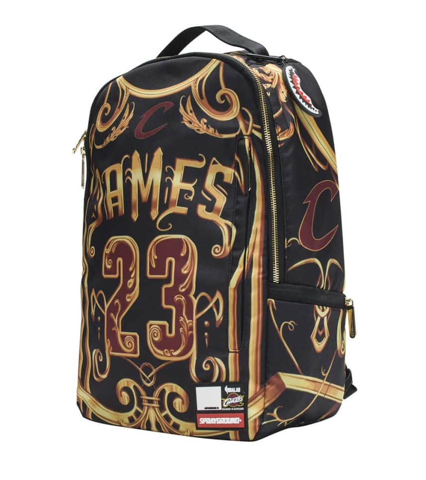 size 40 6ee75 4e5ed Sprayground Lebron James Baroque Backpaclk