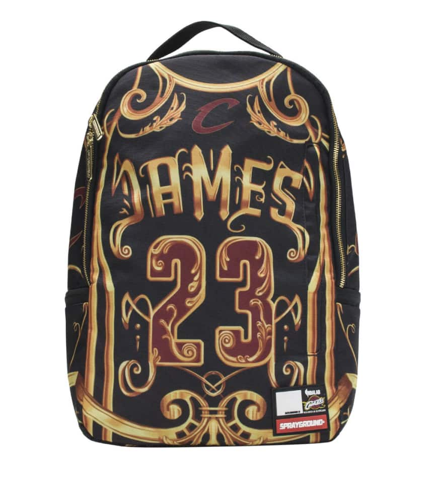 4b2444c1550 ... Sprayground - Backpacks and Bags - Lebron James Baroque Backpaclk ...