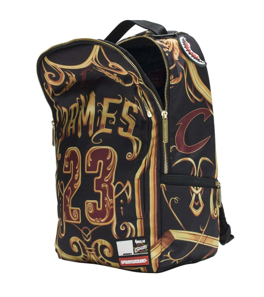 2ffde196fd5 ... Sprayground - Backpacks and Bags - Lebron James Baroque Backpaclk