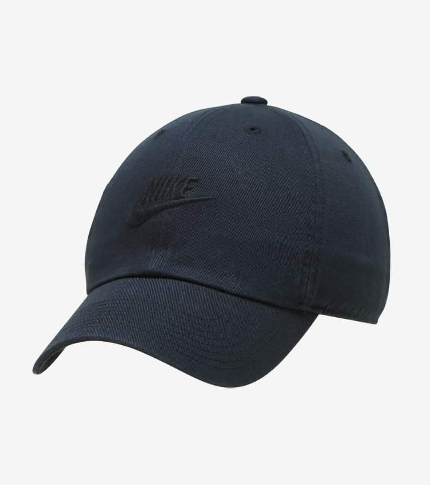 a5c300488db Nike H86 Futura Washed Cap (Black) - 913011-011