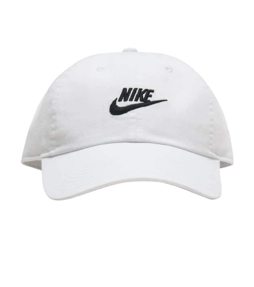 1ecf28a18 Nike Futura Washed Cap (White) - 913011-100 | Jimmy Jazz