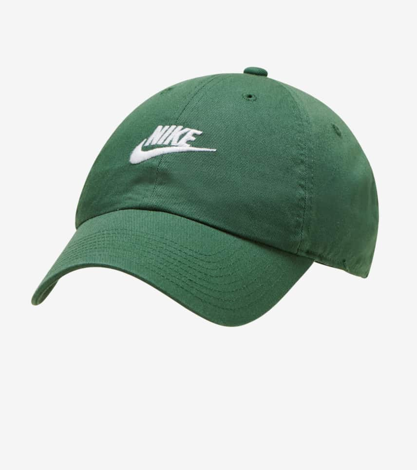 6d0254f54c9 Nike H86 Futura Washed Cap (Green) - 913011-323