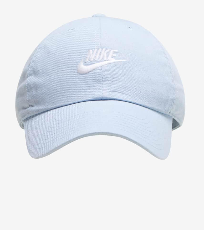 aee720440679e Nike H86 Futura Washed Cap (Blue) - 913011-442   Jimmy Jazz