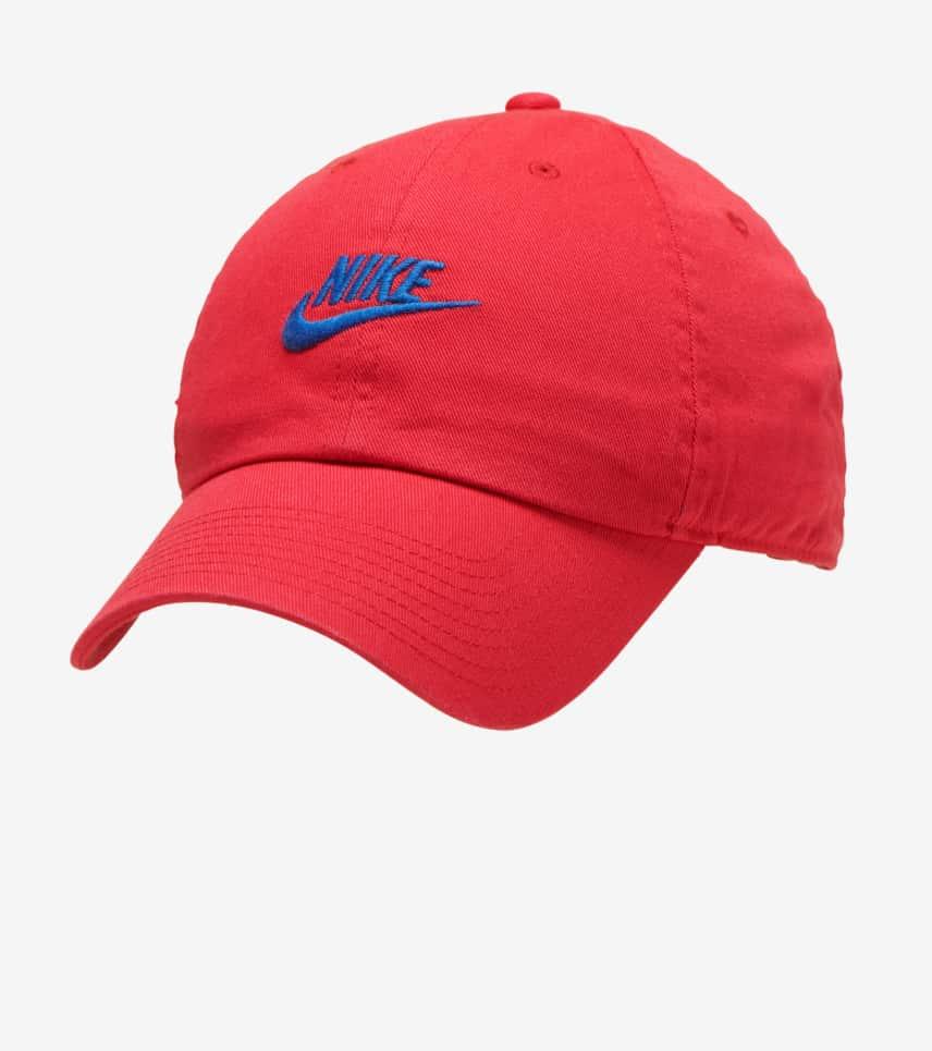 a906a02a958 Nike H86 Futura Washed Cap (Red) - 913011-660