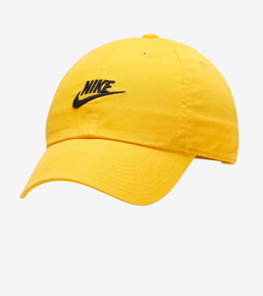 68cc2b594a3 Nike H86 Futura Washed Cap (Yellow) - 913011-728