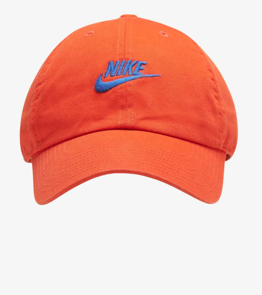 c7c075b7a88 Nike H86 Futura Washed Cap (Orange) - 913011-891