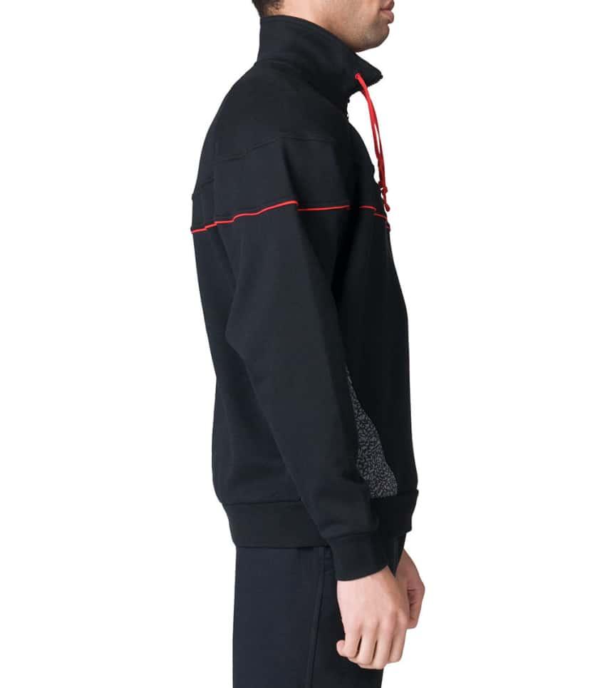 21bb911c0b0d38 Jordan Air Jordan 3 Vault Sweater (Black) - 914522-010