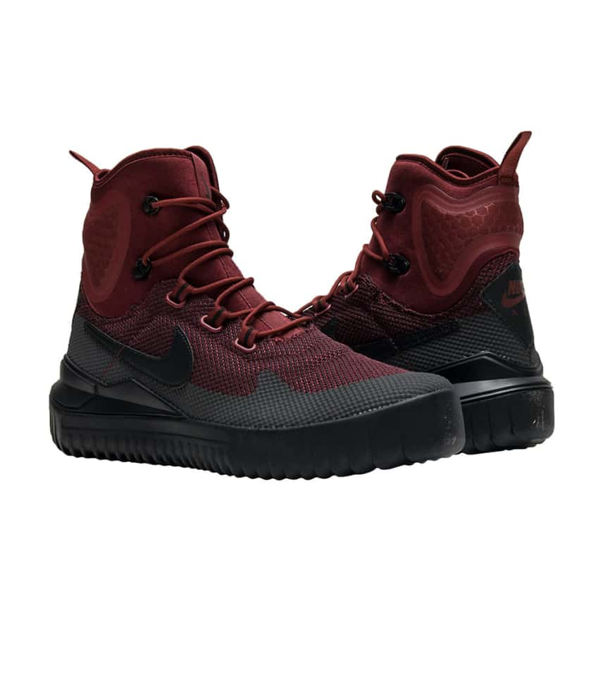 0725b6bc35ee28 Nike Air Wild Mid (Red) - 916819-600