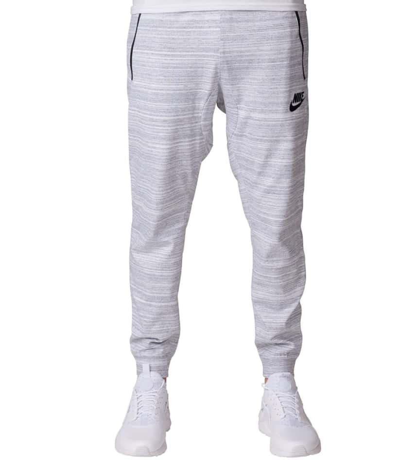8acda50a019f Nike NSW AV15 Jogger Knit Pant (White) - 918322-100