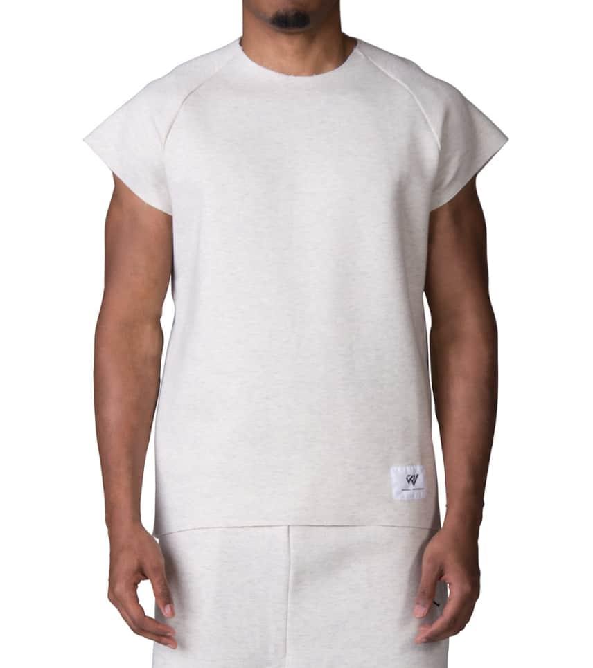 0260383a73d252 Jordan RW X JSW Fleece Top (White) - 922154-141