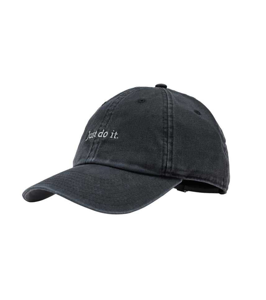 0a3263fe71a Nike Just Do It Hat (Black) - 925415-010