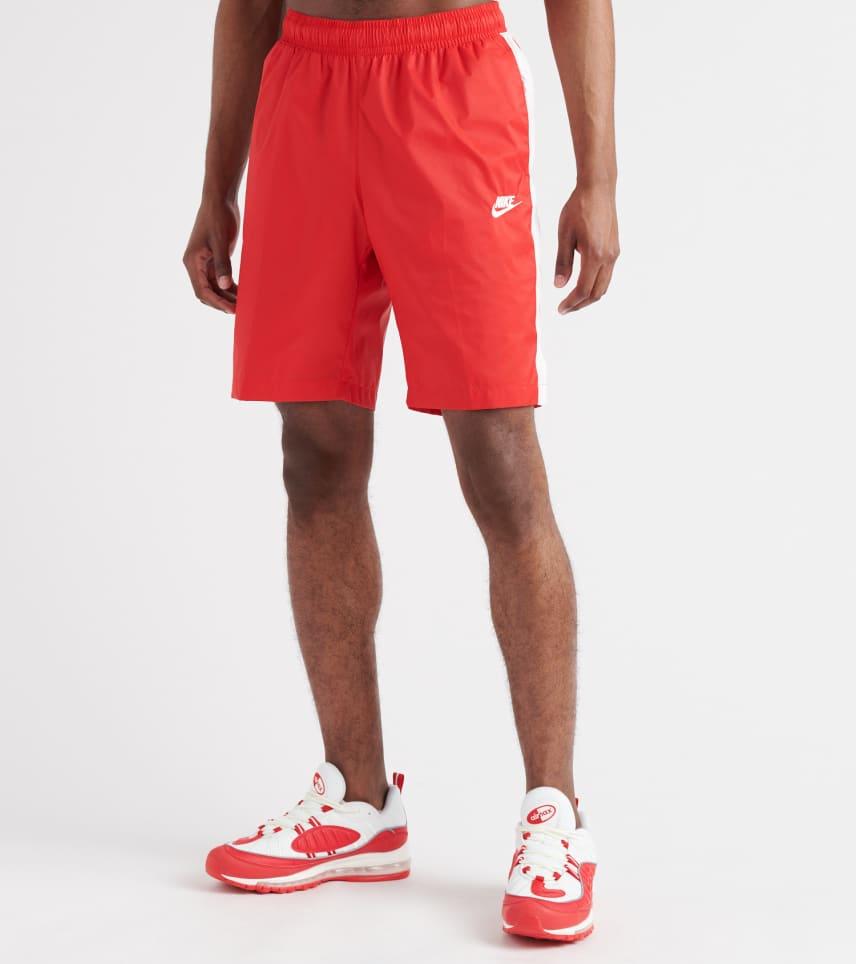 57c1dbacea720 Nike Sportswear CE Core Woven Short (Red) - 927994-658   Jimmy Jazz