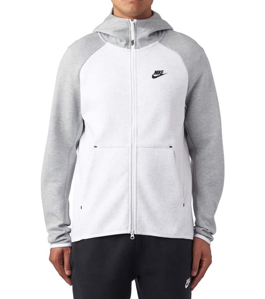 70cd07534263 Nike TECH FLEECE FZ HOOD (Grey) - 928483-052