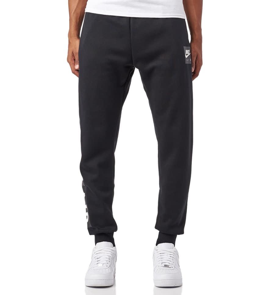 5c375ac8c555 Nike Air Fleece Pants (Black) - 928637-010