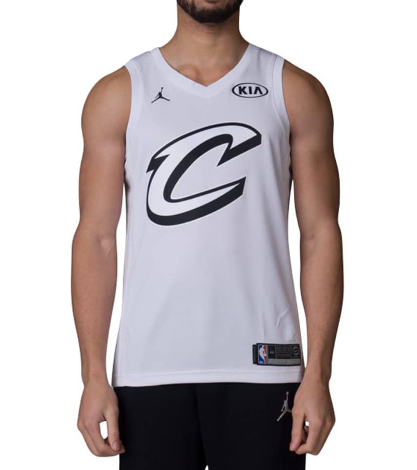 7fc20522fa3 Nike Lebron James Swingman Jersey All Star (White) - 928874-100 ...