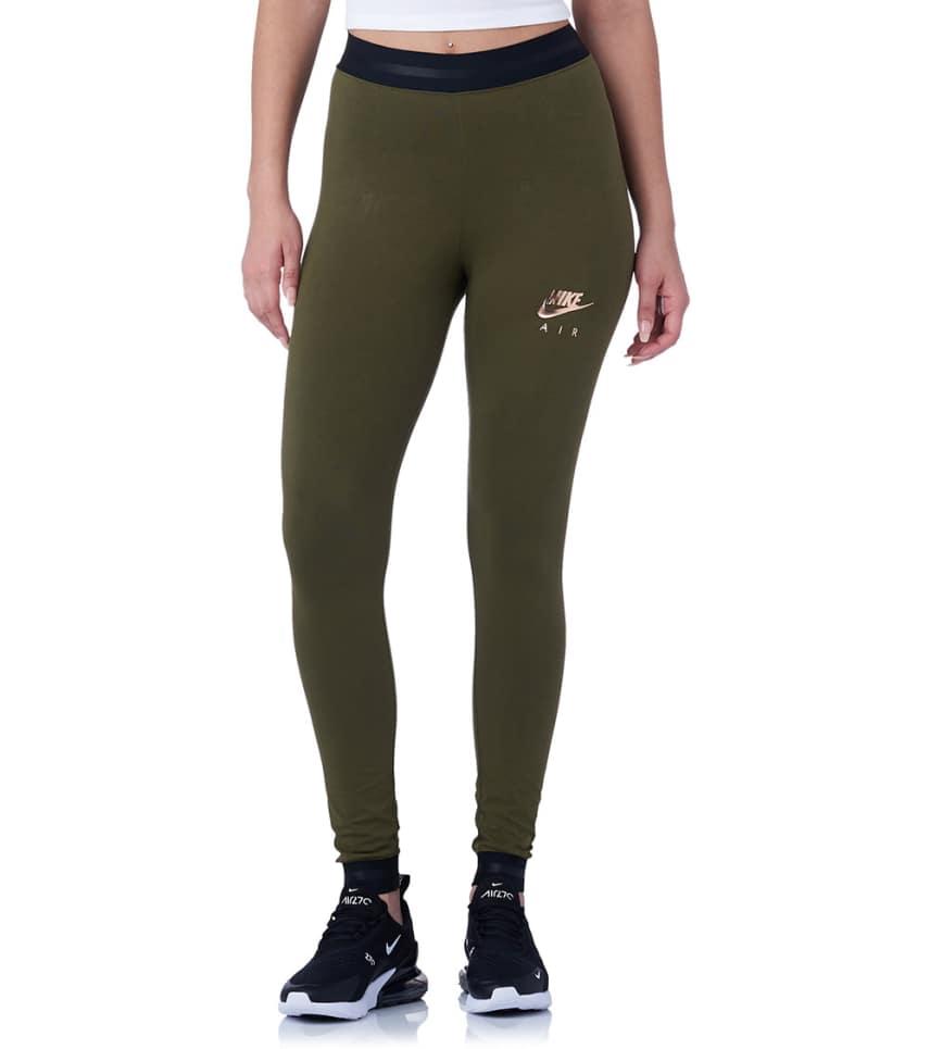 green Jazz Nike Hem Elastic Legging 930577 395 Air With Jimmy xwr7wZqXza