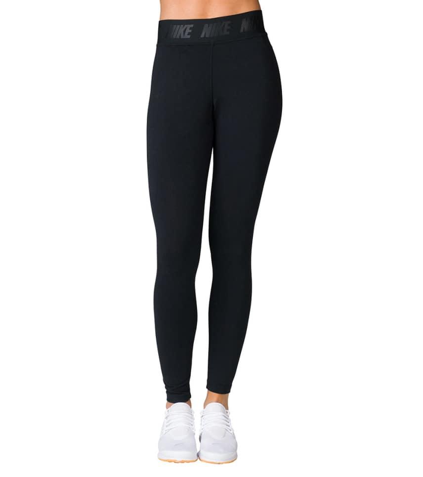 Nike High Waist Leg-a Legging (Black) - 933346-010  eeadd58761c7