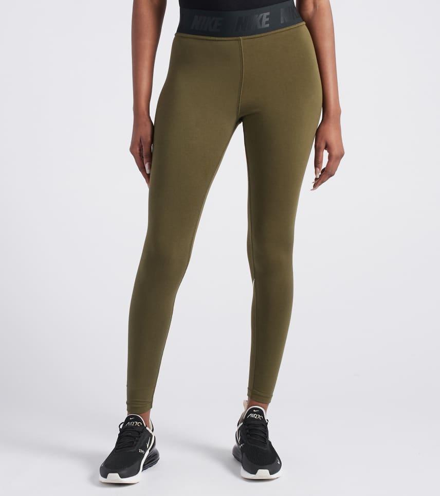 add0aadabb4a7 Nike High Waist Leg-A Legging (Dark Green) - 933346-395   Jimmy Jazz