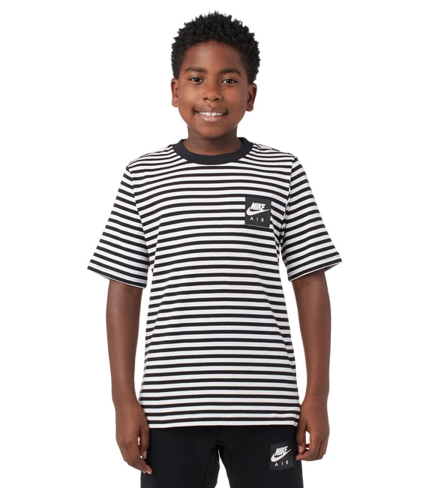 c4a9efe933 NikeBoys 8-20 Nike Air Stripe SS.  10.99orig  30.00. COLOR  Black. Nike - Short  Sleeve T-Shirts ...