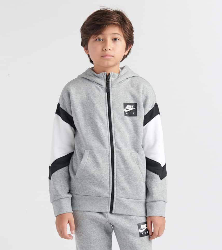 sale retailer 6715d e4a41 Nike Boys 8-20 Nike Air FZ Hoodie