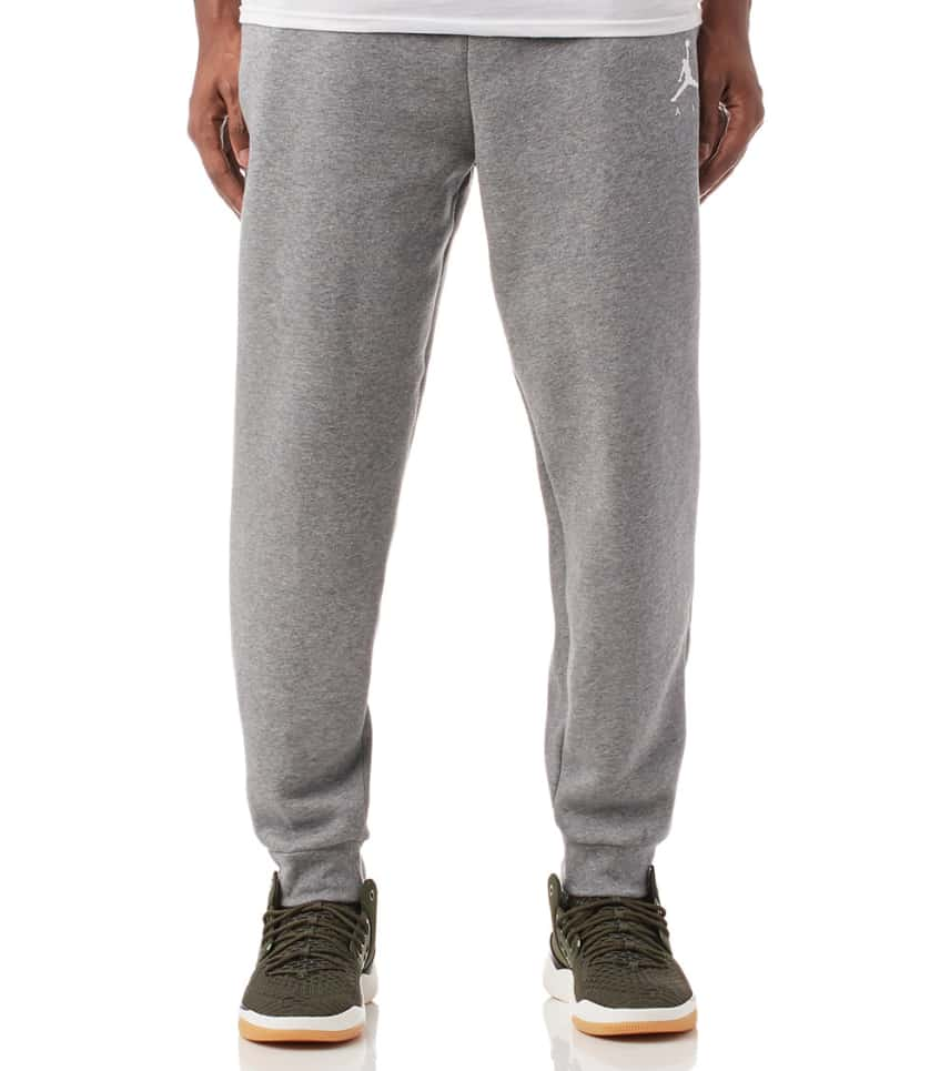 cb29b96140ba89 Jordan Jumpman Fleece Pants (Grey) - 940172-091