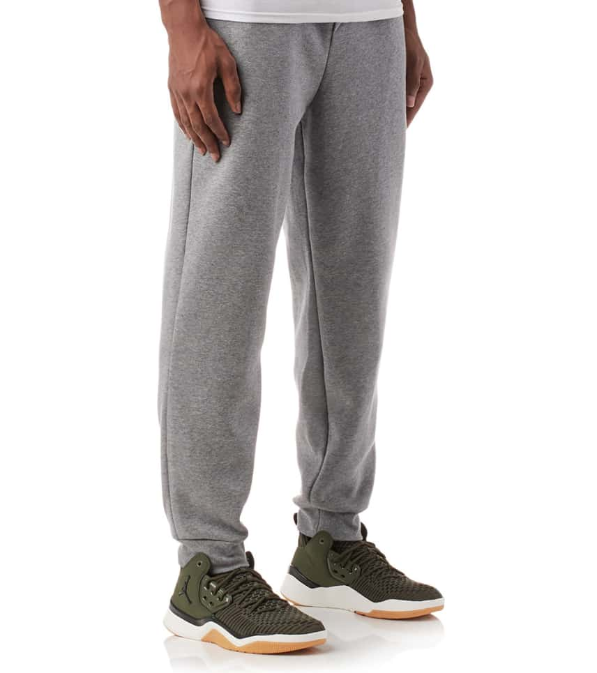 49013e526d5 Jordan Jumpman Fleece Pants (Grey) - 940172-091 | Jimmy Jazz