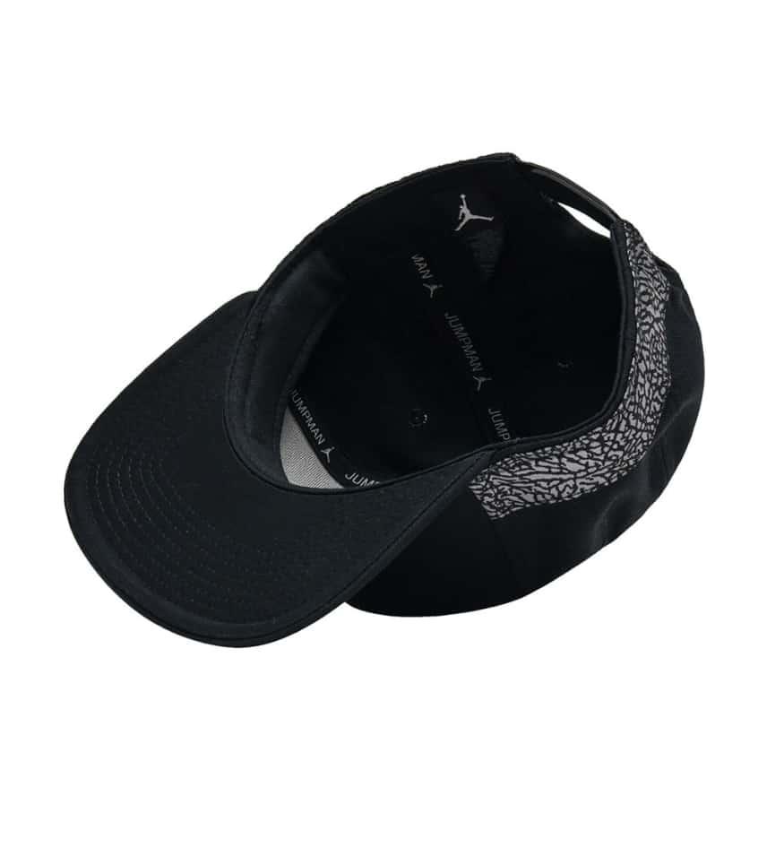 6ab4a4760a0 Jordan Jumpman Pro AJ3 Snapback (Black) - 942188-010