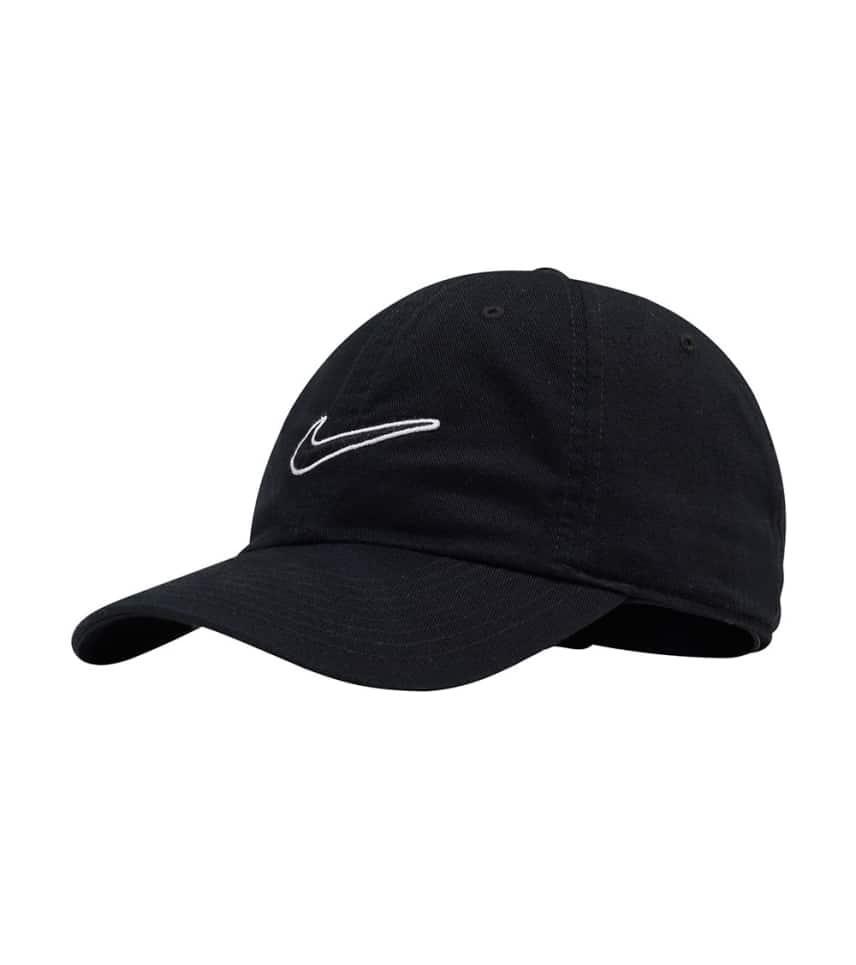 Nike Essentials Heritage Dad Hat (Black) - 943091-010  9118d6c922c