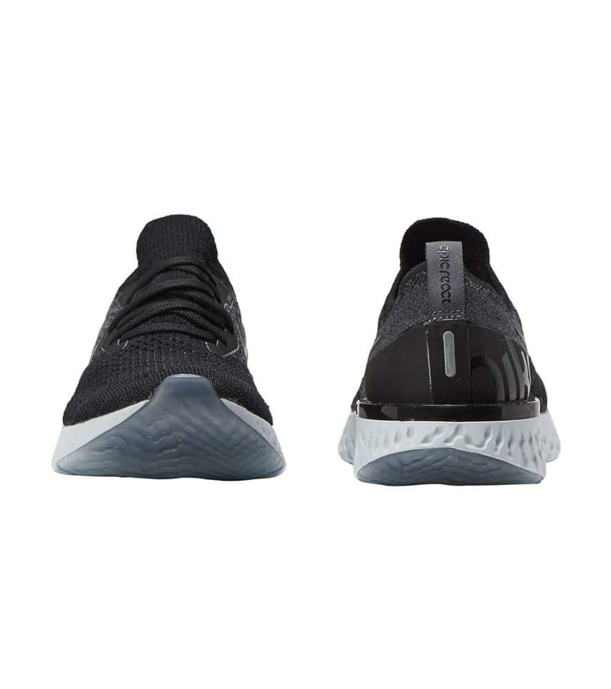 4da1f1112615c Nike Epic React Flyknit (Black) - 943311-001
