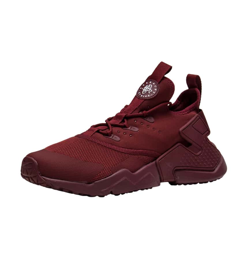 9b7a85d66aaa Nike HUARACHE RUN DRIFT (Burgundy) - 943344-600