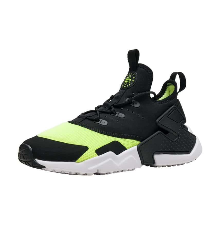 002163380cd Nike HUARACHE RUN DRIFT (Black) - 943344-700