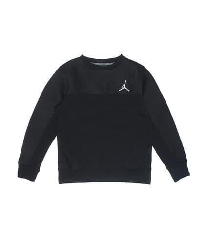 Jordan Mesh Crew Sweatshirt Black 953352 023 Jimmy Jazz