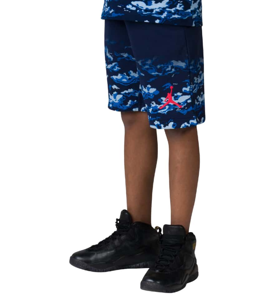 2236afbd375 Jordan CAMO CLOUDS SHORT (Navy) - 953378-U90 | Jimmy Jazz