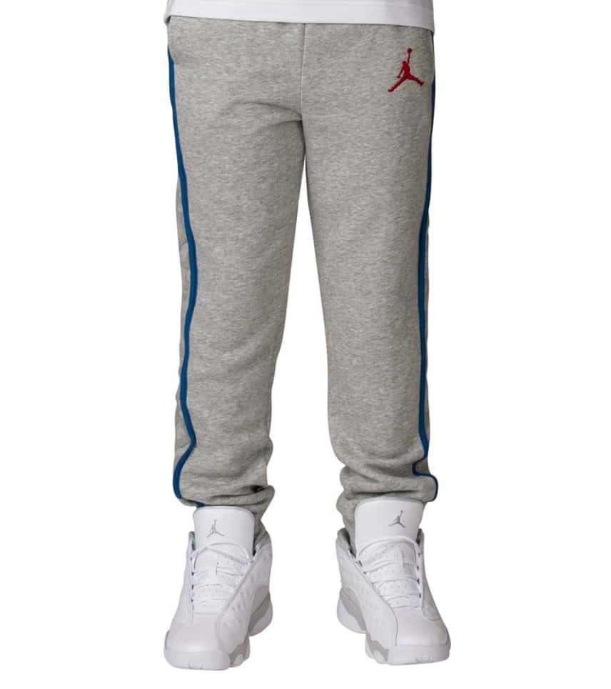 648f2cce617b Jordan Boys 8-20 Air Jordan 3 Fleece Pant (Grey) - 953807-042 ...