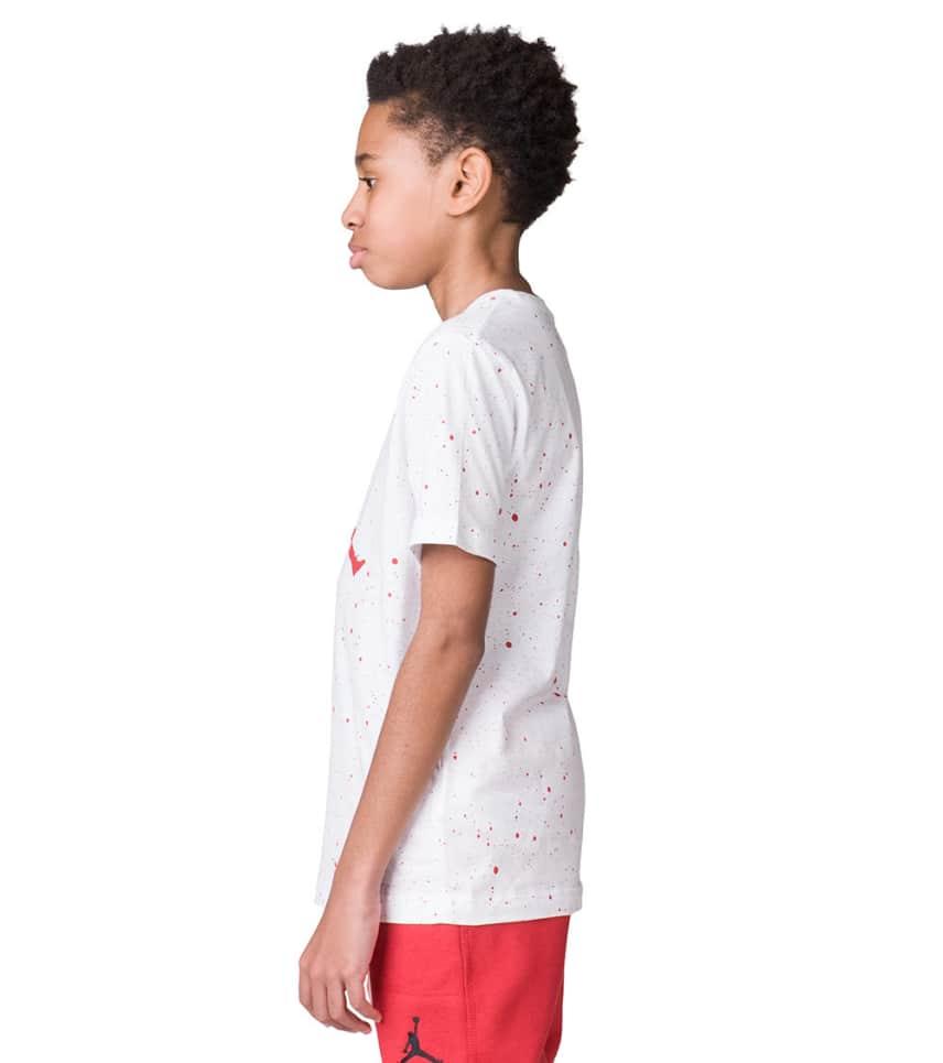c4b8eb7240d2 ... Jordan - Short Sleeve T-Shirts - Boys 8-20 Jordan Speckle Tee ...