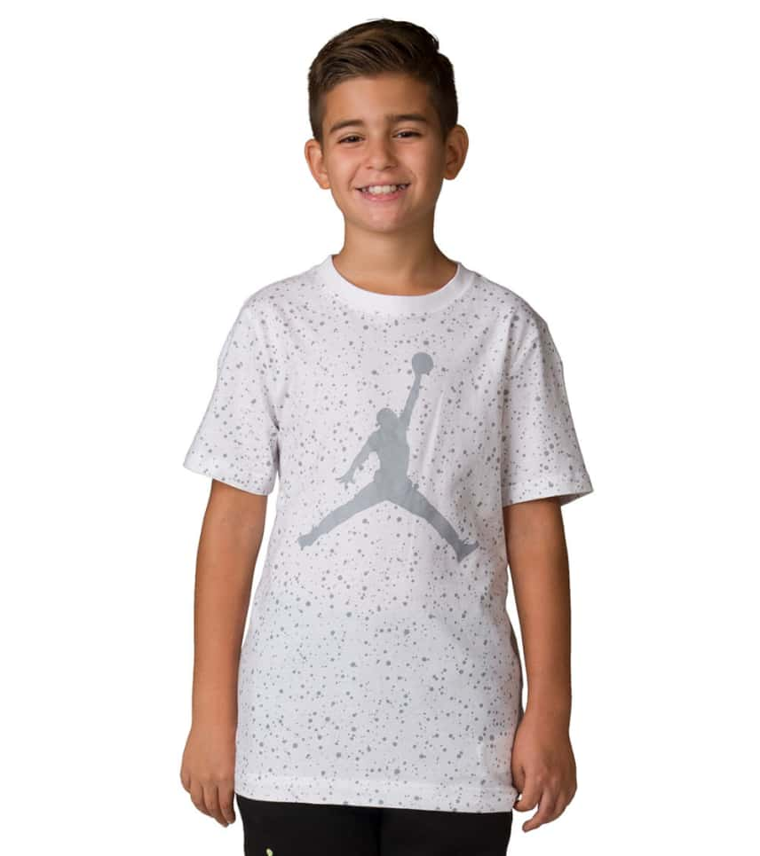 f338f4dac4f0 Jordan Boys 8-20 Legacy Tee (White) - 954306-001
